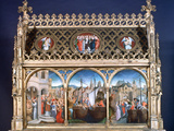 St Ursula Shrine  1489