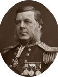 Captain Bedford Clapperton Trevelyan Pim  British Naval Officer  1883