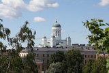 Lutheran Cathedral  Helsinki  Finland  2011
