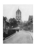 Tom Tower  Christchurch College  Oxford  Oxfordshire  1924-1926
