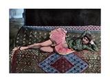 Persian Woman in a Harem  C1890
