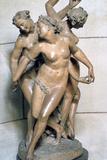 The Three Graces  C1847-1875
