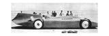 Sir Malcom Campbell (1885-194) in Bluebird  Daytona Beach  Florida  7th March 1935 193)