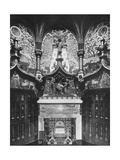 The Chaucer Room  Cardiff Castle  Wales  1924-1926