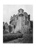 Donegal Castle  Ireland  1924-1926