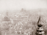 Antwerp Skyline  1898