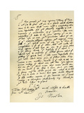 Letter from Sir Issac Newton to William Briggs  20th June 1682