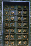 The North Doors of the Baptistry of San Giovanni  1403-1424