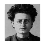 Police Photograph of Leon Trotsky  Russian Revolutionary  1898