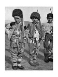 Boys from Artemid  Armenia  1922