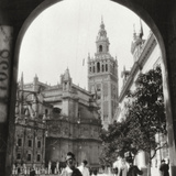 Seville Cathedral  Spain  20th Century