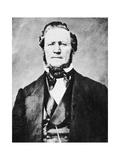 Brigham Young  American Mormon Leader  C1855-1865
