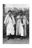 Two Men from Krupina  Slovakia  1922