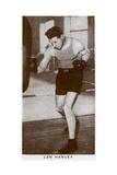 Len Harvey  British Boxer  1938