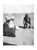 Mapping in the Sand  Halfa to Shellal  Egypt  1926