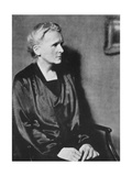 Marie Curie  Polish-Born French Physicist  1929