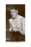 Jack Petersen  Welsh Boxer  1938