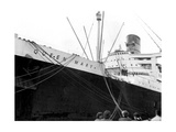 Ocean Liner RMS Queen Mary  20th Century