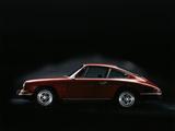 1967 Porsche 911 Reproduction d'art