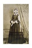 Florence Nightingale  English Nurse and Hospital Reformer  C1850S