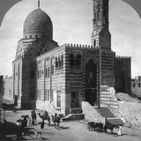 Tomb Mosque of Sultan Kait Bey  Cairo  Egypt  1905