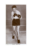 Jack Doyle  Irish Boxer  1938