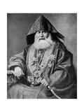 Armenian Patriarch  Leader of the Oldest National Christian Church  1922
