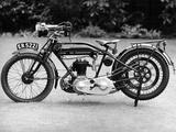 1926 Ariel Motorbike