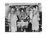 The Dowager Empress of China  1904
