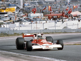 Jochen Mass Racing a Mclaren-Cosworth M23  Spanish Grand Prix  Jarama  Spain  1977