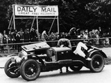 Alfa Romeo of Kaye Don  Tourist Trophy Race  Ards-Belfast Circuit  Northern Ireland  1930