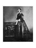 Florence Nightingale  English Nurse and Hospital Reformer  1855