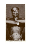 Henry Armstrong  American Boxer  1938