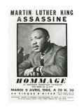 Homage to Martin Luther King  1968