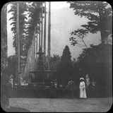 Fountain of the Muses  Rio De Janeiro Botanical Garden  Brazil  Late 19th or Early 20th Century