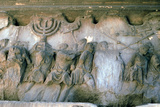 Arch of Titus  Rome  Italy  1st Century Ad