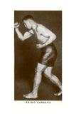 Primo Carnera  Italian Boxer  1938