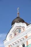 Alexander Nevsky Cathedral  Tallin  Estonia  2011