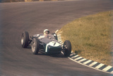 Stirling Moss in a Lotus 18  Dutch Grand Prix  Zandvoort  1960