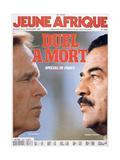 Front Cover of Jeune Afrique  1990