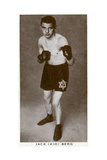 Jack 'Kid' Berg  English Boxer  1938