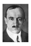 Edvard Benes  Second President of Czechoslovakia  1926