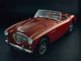 1956 Austin Healey 100-BM2 Car