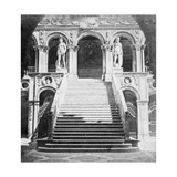 Giants' Staircase  Doge's Palace  Venice  Italy  Late 19th or Early 20th Century