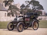 1899 Daimler Horseless Carriage