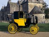 1897 Bersey Electric Taxi