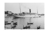 RMS Atlantis  Valetta  Malta  C1929-C1939