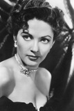 Yvonne De Carlo  Canadian-Born American Film and Television Actress  1940S