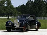 1938 Bugatti 57 Cabriolet