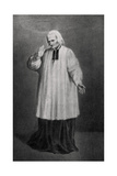 Jean-Marie Vianney  Cure D'Ars  French Priest  1858